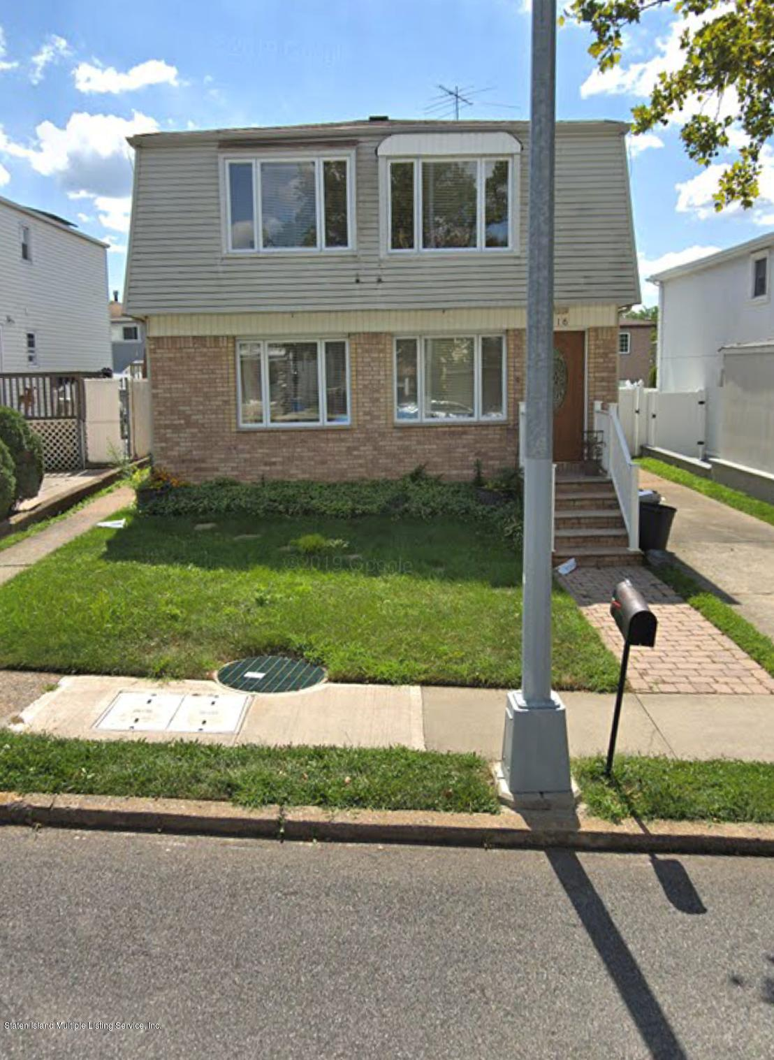 Two Family - Detached in New Springville - 116 Rivington Avenue  Staten Island, NY 10314