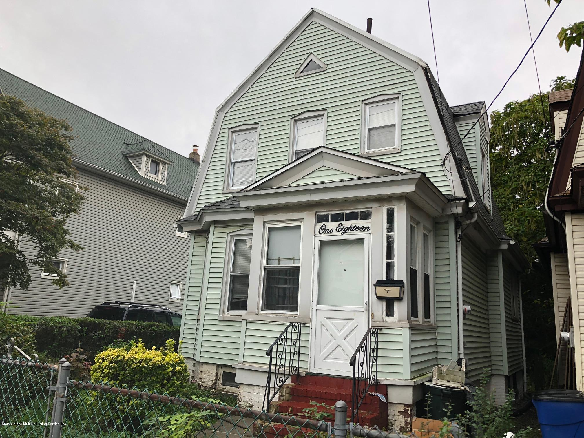 Single Family - Detached in West Brighton - 118 Elm Street  Staten Island, NY 10310