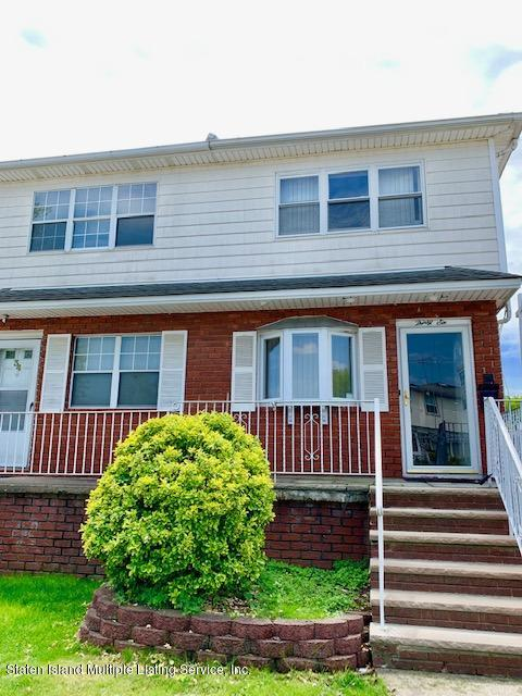 Single Family - Semi-Attached in Bulls Head - 36 Bowling Green Place  Staten Island, NY 10314