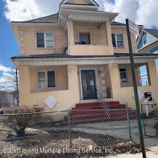 Two Family - Detached in St. George - 176 Westervelt Avenue  Staten Island, NY 10301