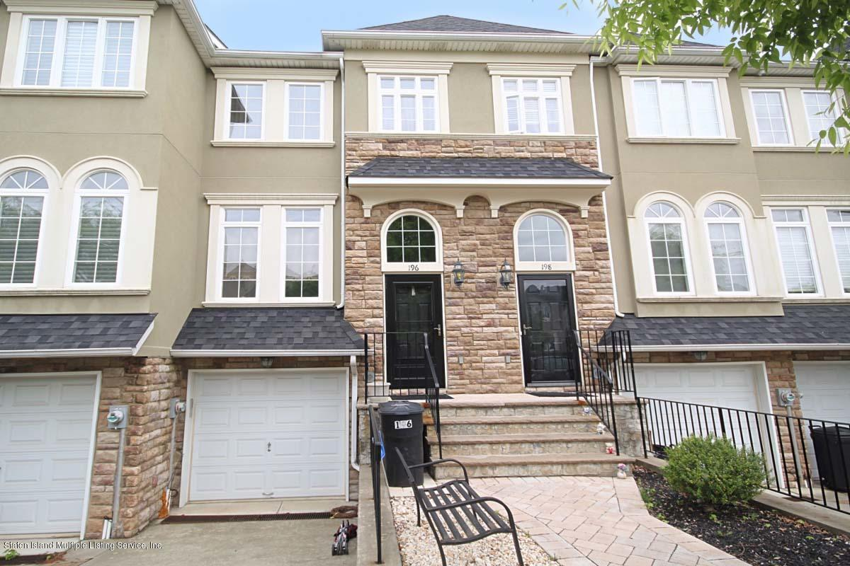 Single Family - Attached in Annadale - 196 Presentation Circle  Staten Island, NY 10312