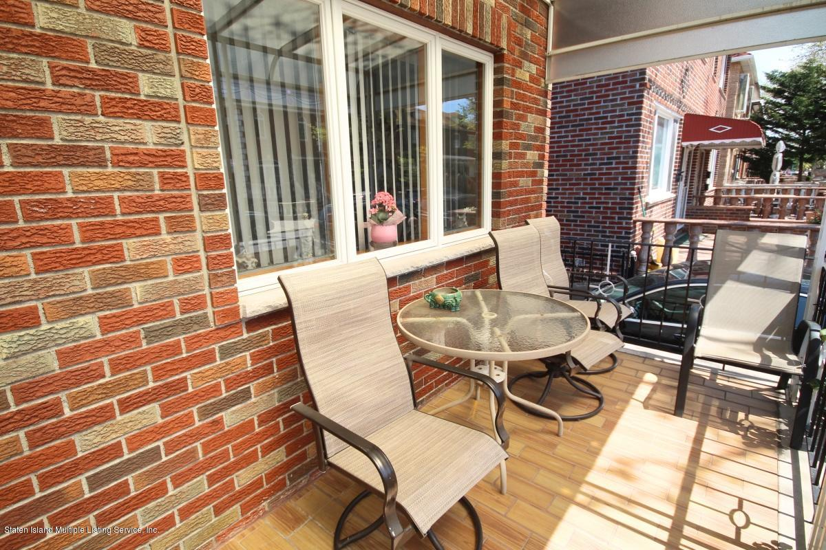 Two Family - Semi-Attached 2113 73rd Street  Brooklyn, NY 11204, MLS-1128799-3