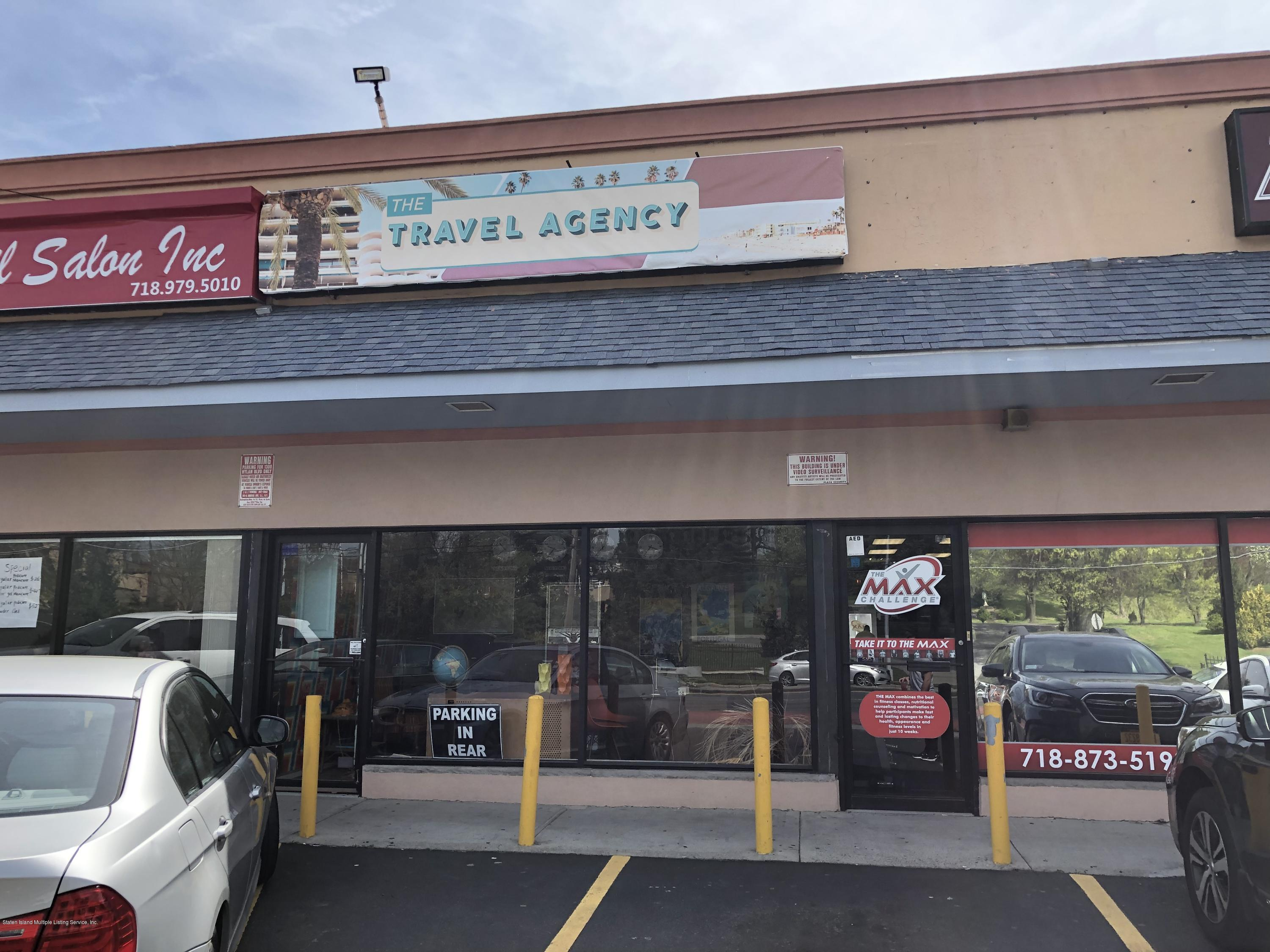 Commercial in South Beach - 1300 Hylan Boulevard  Staten Island, NY 10305