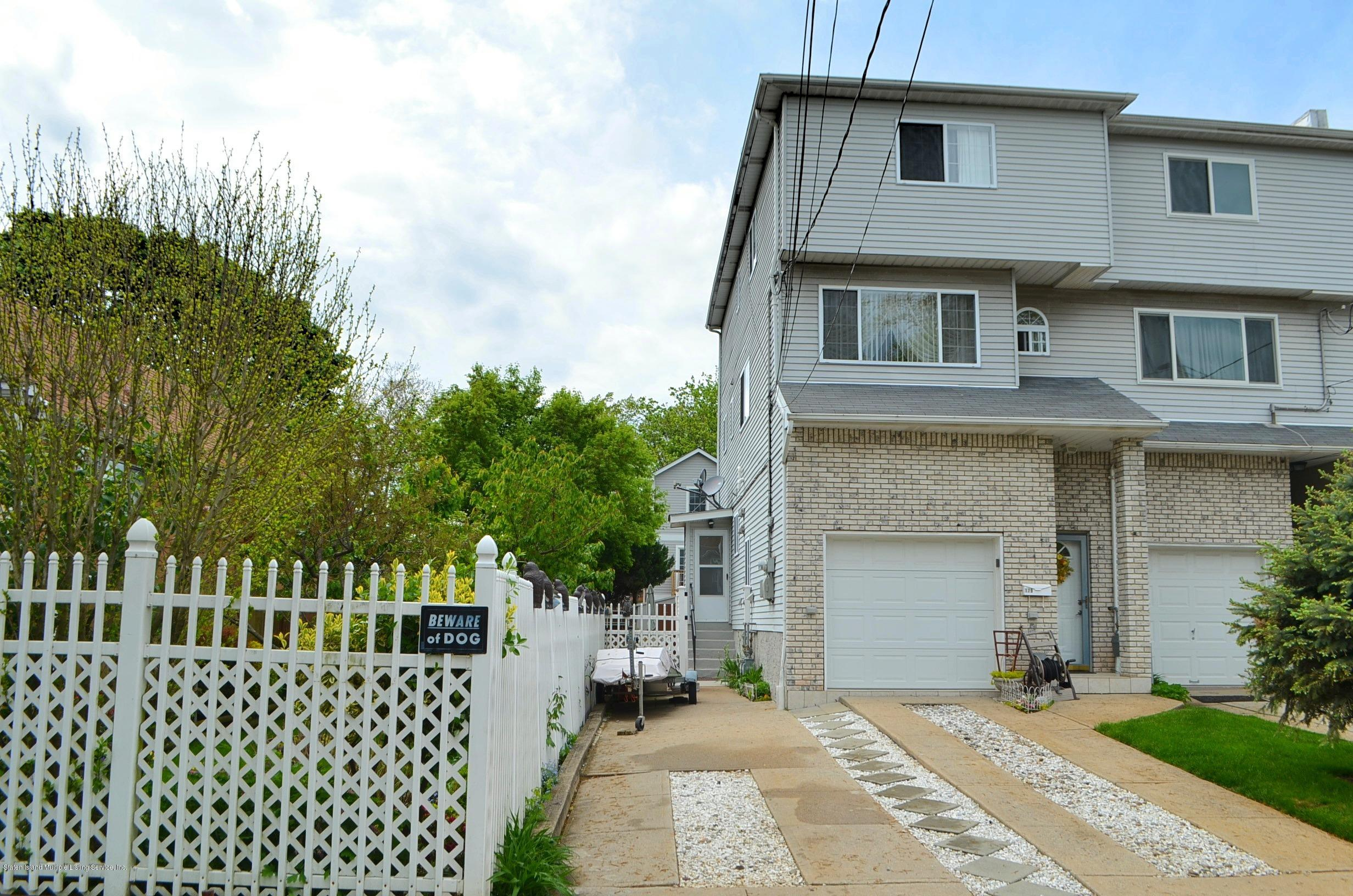Two Family - Semi-Attached in Midland Beach - 179 Grimsby Street  Staten Island, NY 10306