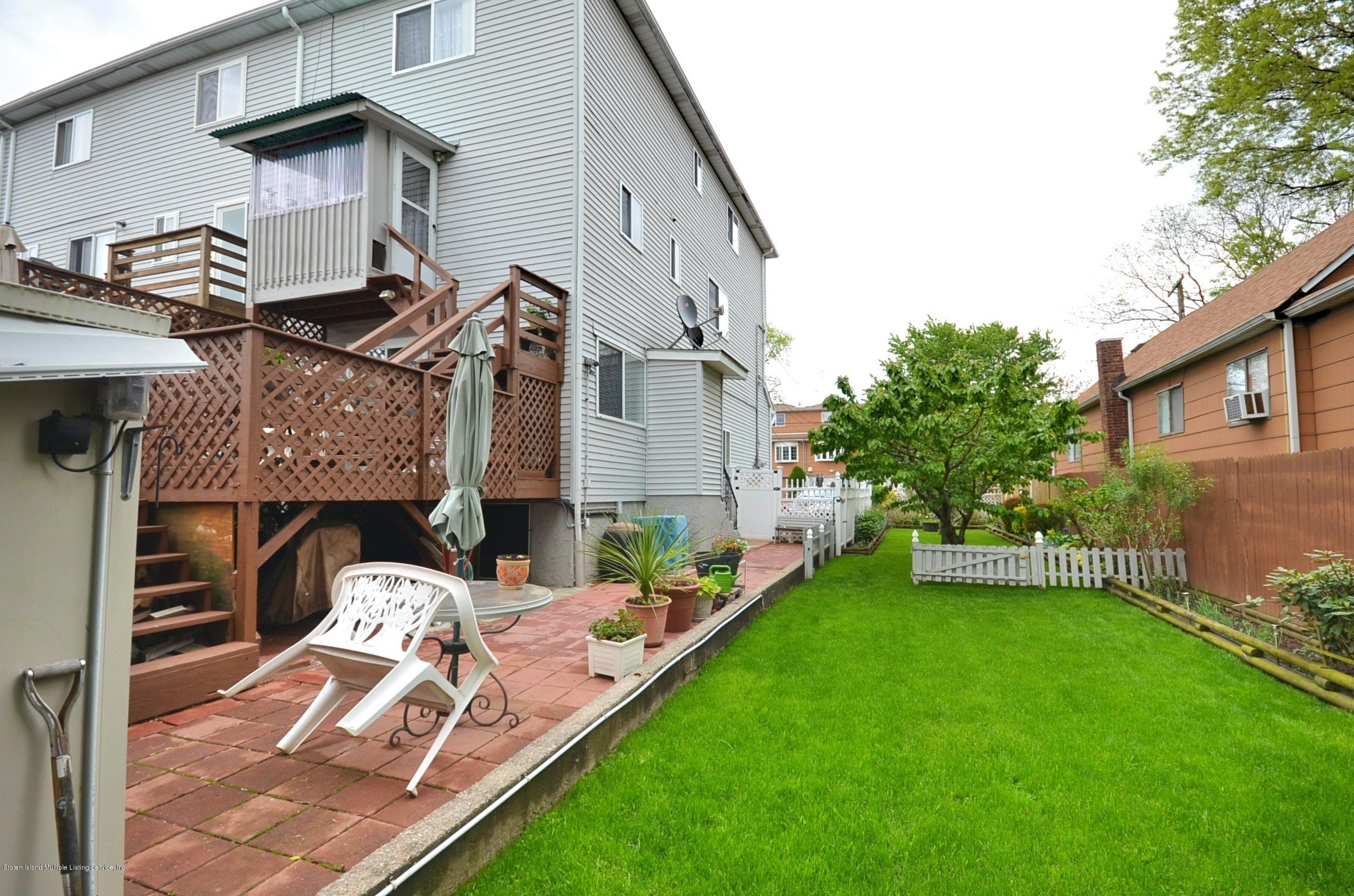 Two Family - Semi-Attached 179 Grimsby Street  Staten Island, NY 10306, MLS-1128829-26