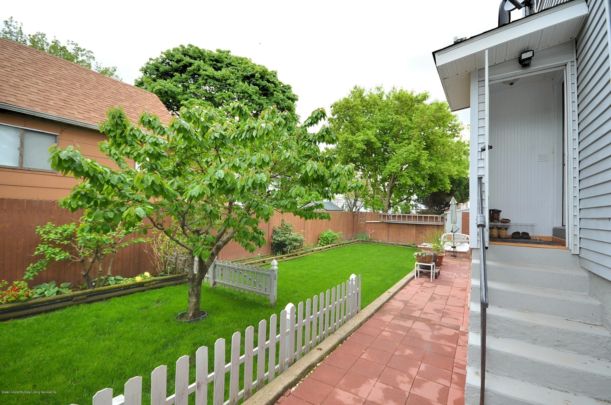 Two Family - Semi-Attached 179 Grimsby Street  Staten Island, NY 10306, MLS-1128829-21