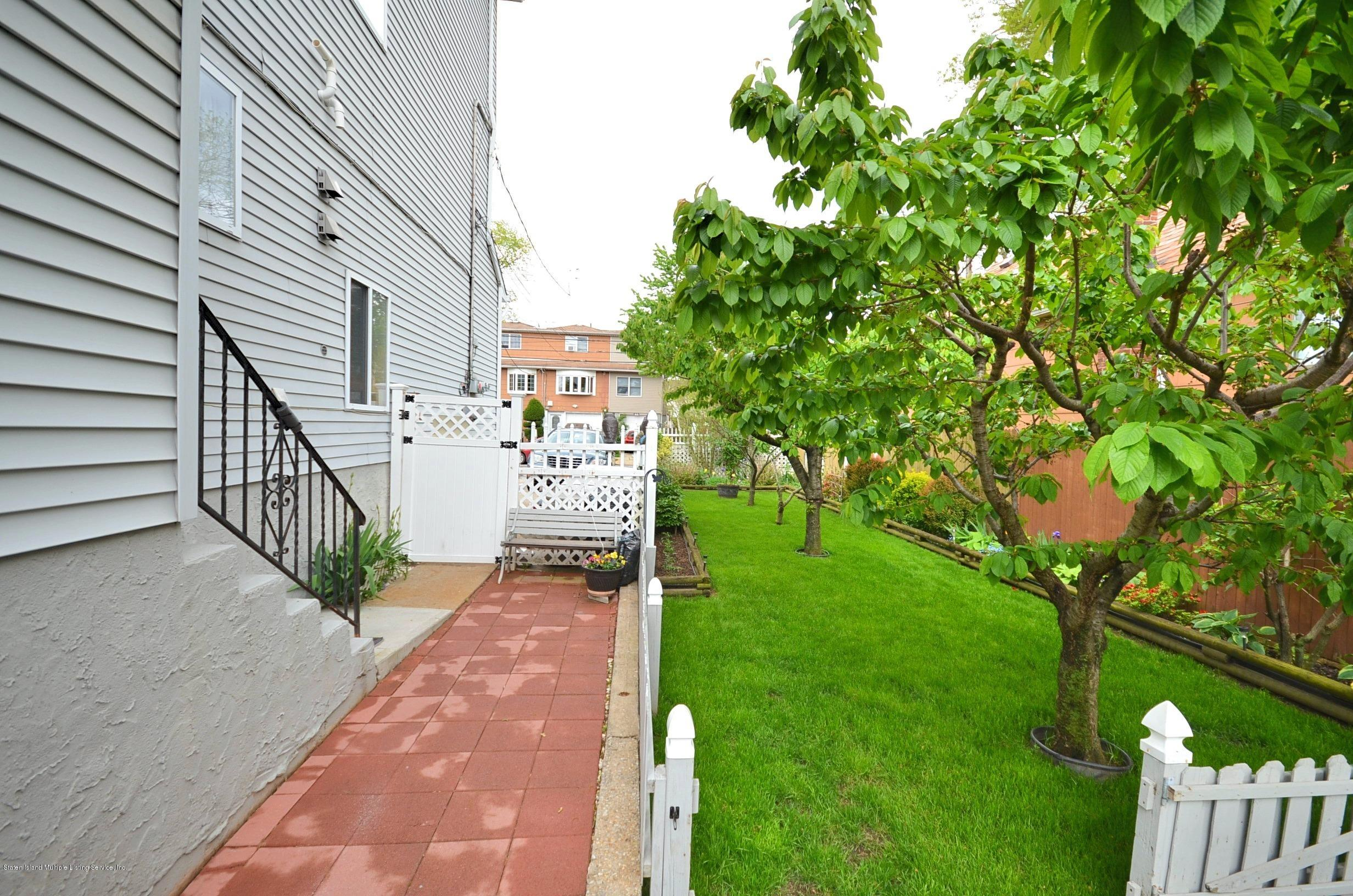 Two Family - Semi-Attached 179 Grimsby Street  Staten Island, NY 10306, MLS-1128829-25