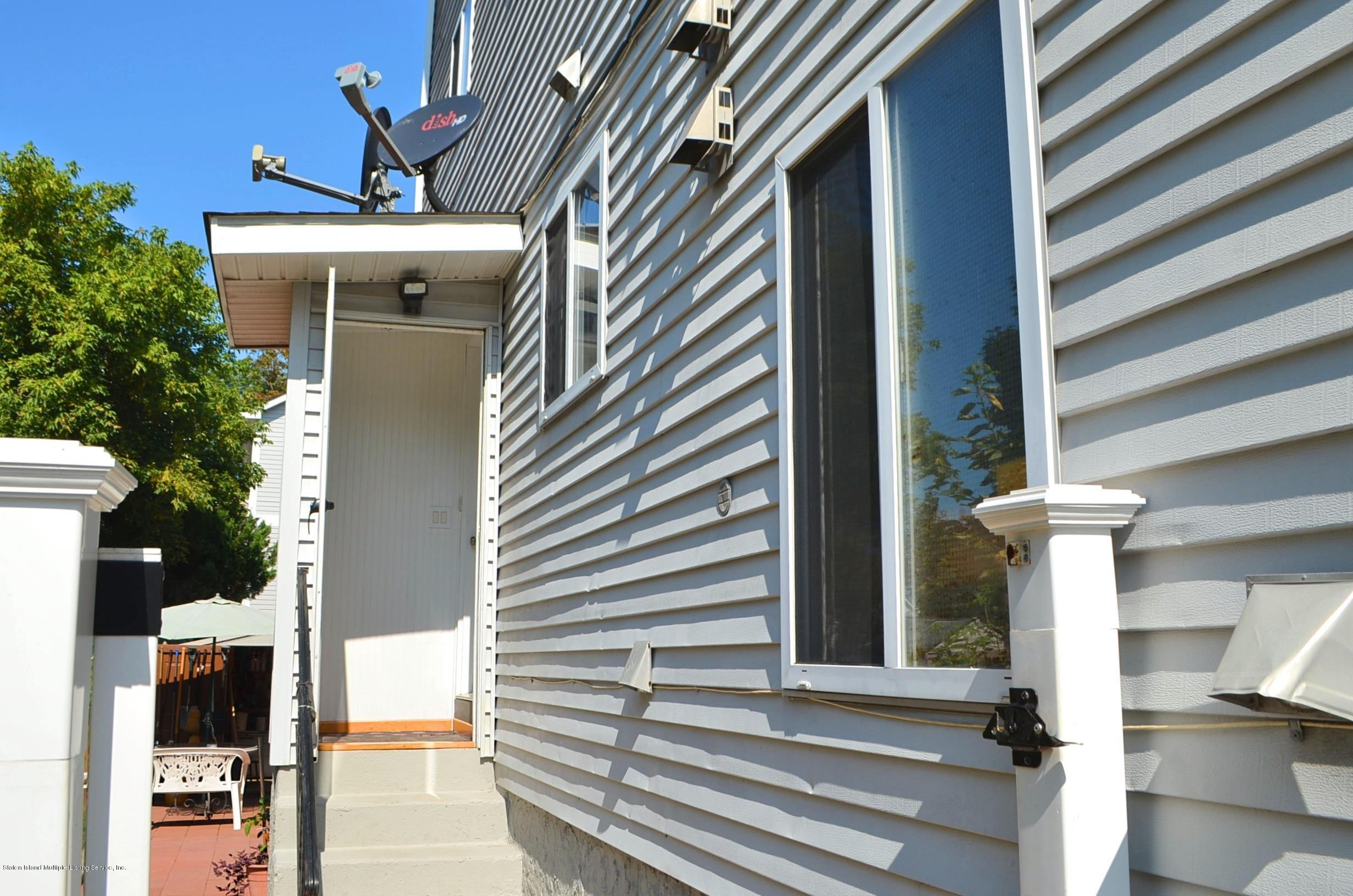 Two Family - Semi-Attached 179 Grimsby Street  Staten Island, NY 10306, MLS-1128829-20