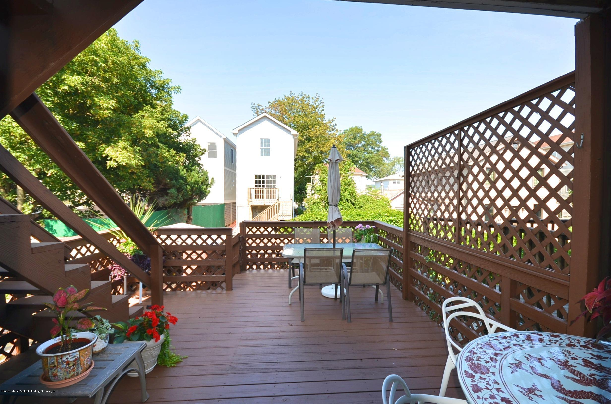 Two Family - Semi-Attached 179 Grimsby Street  Staten Island, NY 10306, MLS-1128829-28