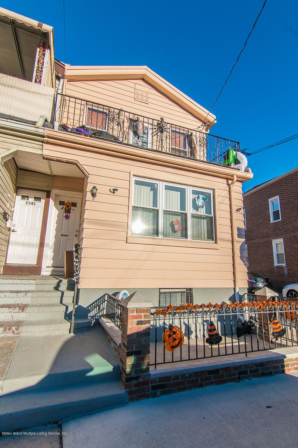 Two Family - Semi-Attached 2143 West 9th Street  Brooklyn, NY 11223, MLS-1128871-2
