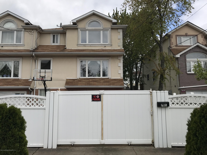 Single Family - Semi-Attached 761 Patterson Avenue  Staten Island, NY 10306, MLS-1128936-4
