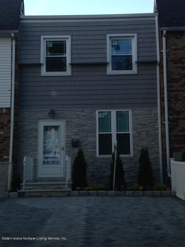 Single Family - Attached in Bulls Head - 341 Hillman Avenue   Staten Island, NY 10314