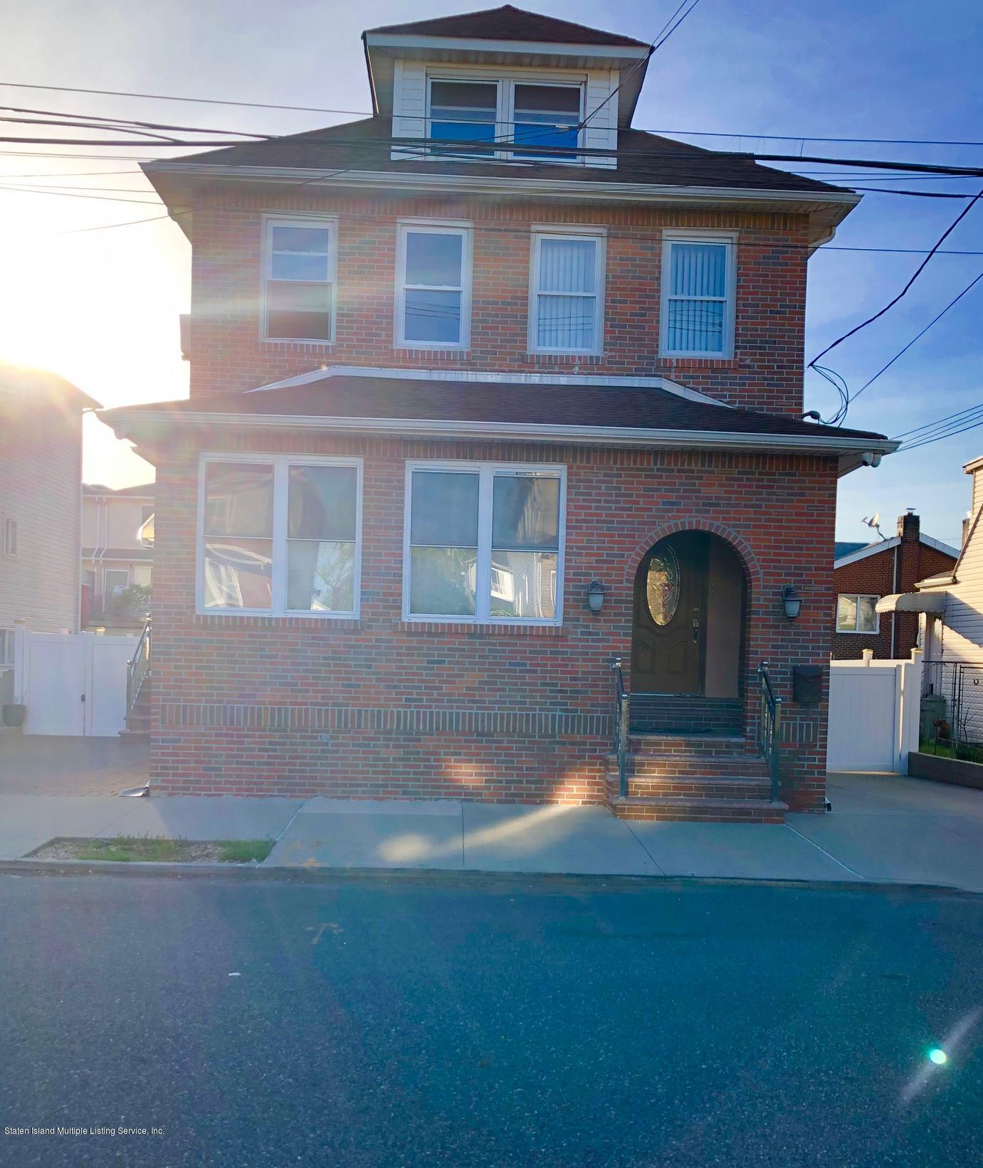Two Family - Detached 135 Winham Avenue  Staten Island, NY 10306, MLS-1128982-2