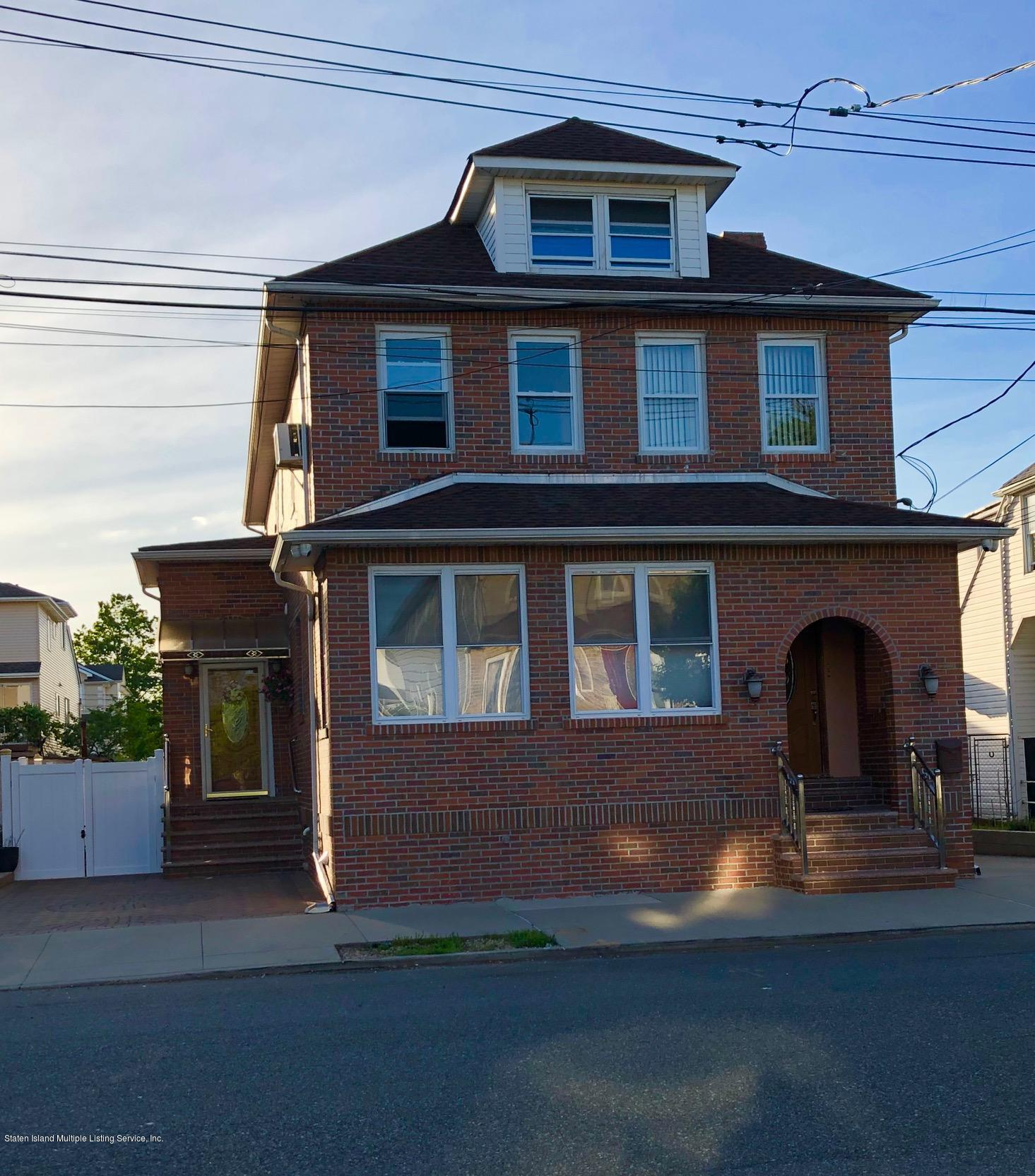 Two Family - Detached in Oakwood - New Dorp Beach - 135 Winham Avenue  Staten Island, NY 10306