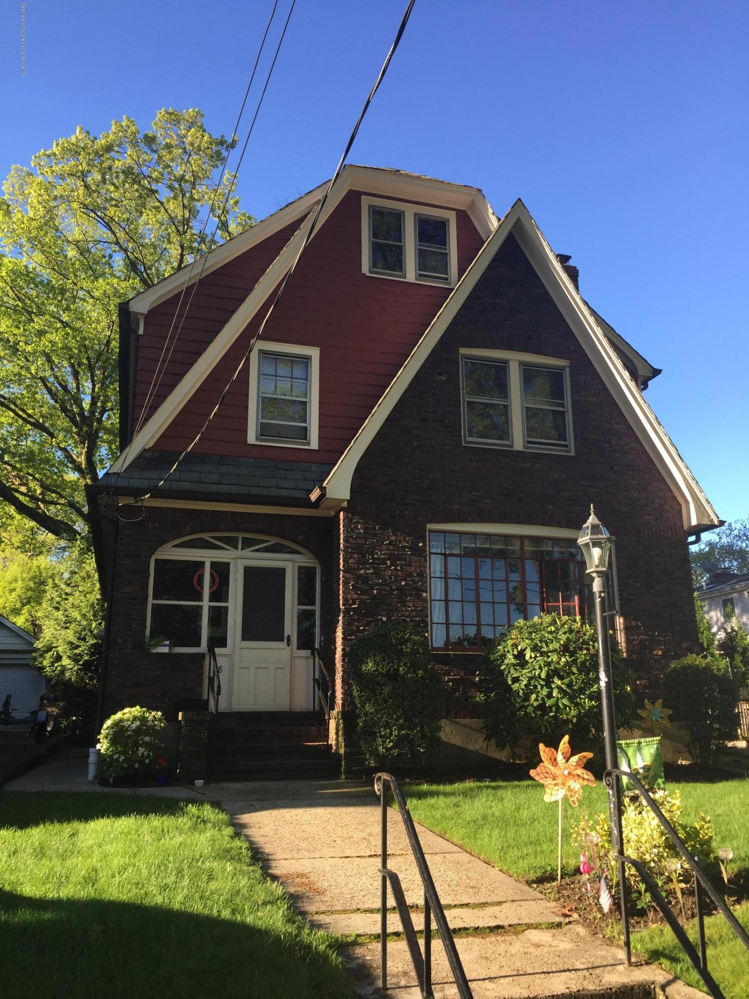Single Family - Detached 48 Park Court  Staten Island, NY 10301, MLS-1129200-2