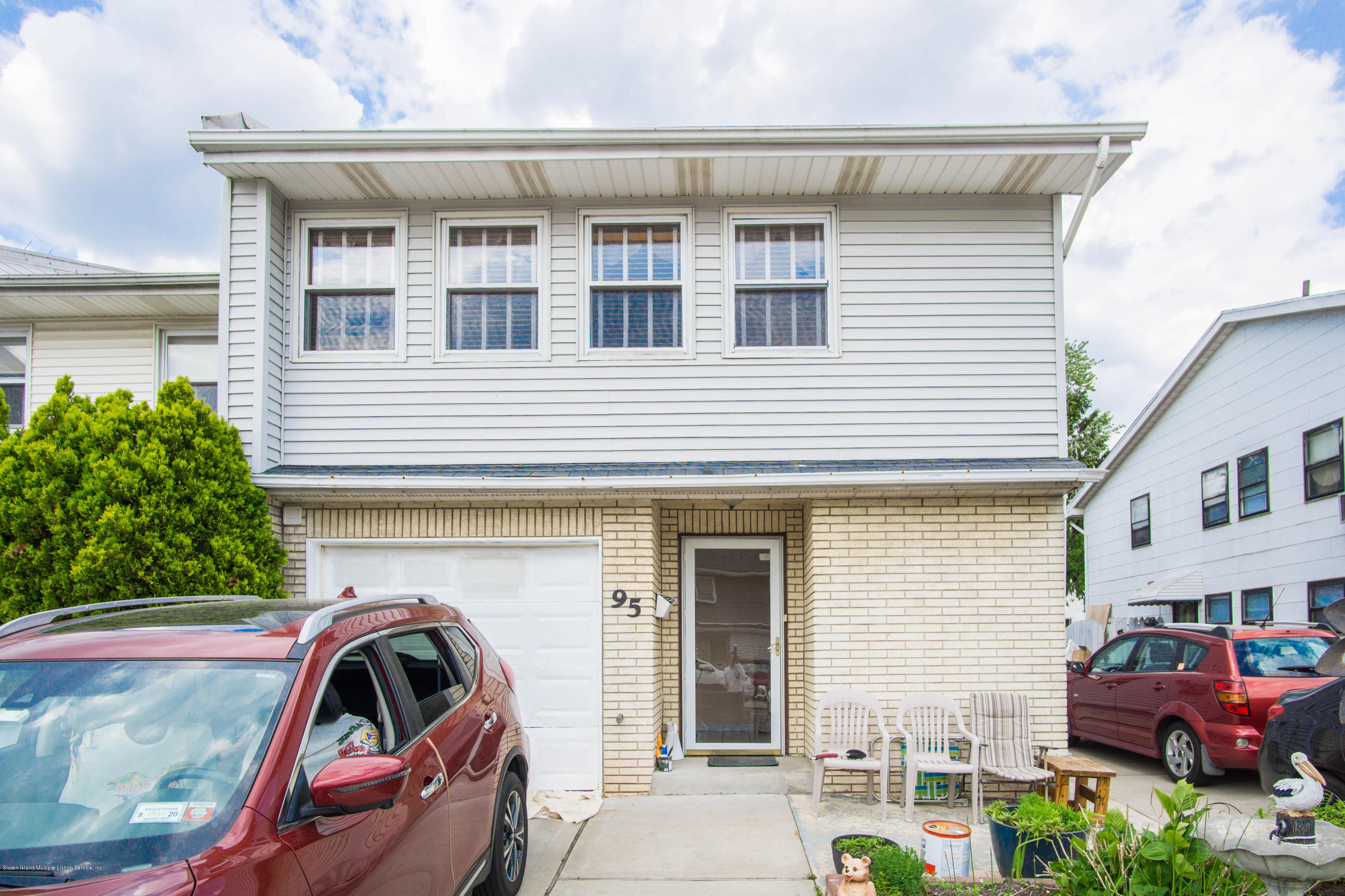 Two Family - Semi-Attached 95 Regis Drive  Staten Island, NY 10314, MLS-1129148-2