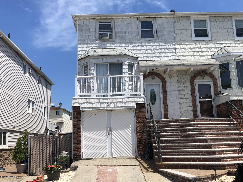 Single Family - Semi-Attached in Bulls Head - 29 Gauldy Avenue  Staten Island, NY 10314