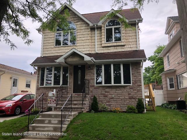 Single Family - Detached 257 Woolley Avenue  Staten Island, NY 10314, MLS-1129286-2