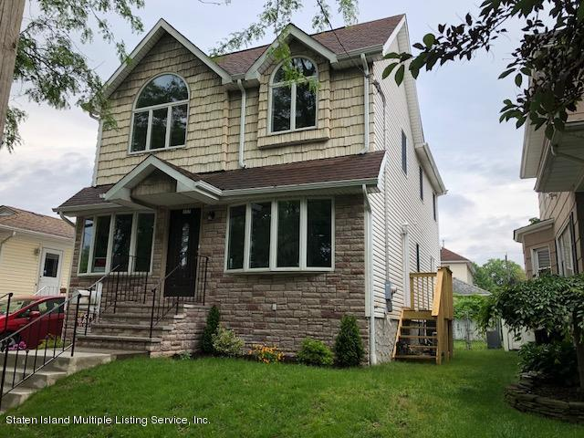 Single Family - Detached in Westerleigh - 257 Woolley Avenue  Staten Island, NY 10314
