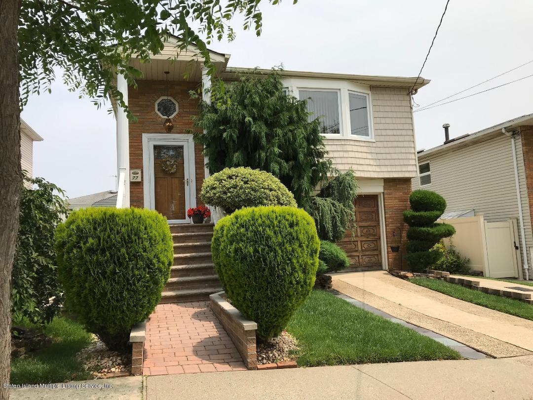 Two Family - Detached in Bay Terrace - 77 Ainsworth Avenue  Staten Island, NY 10308