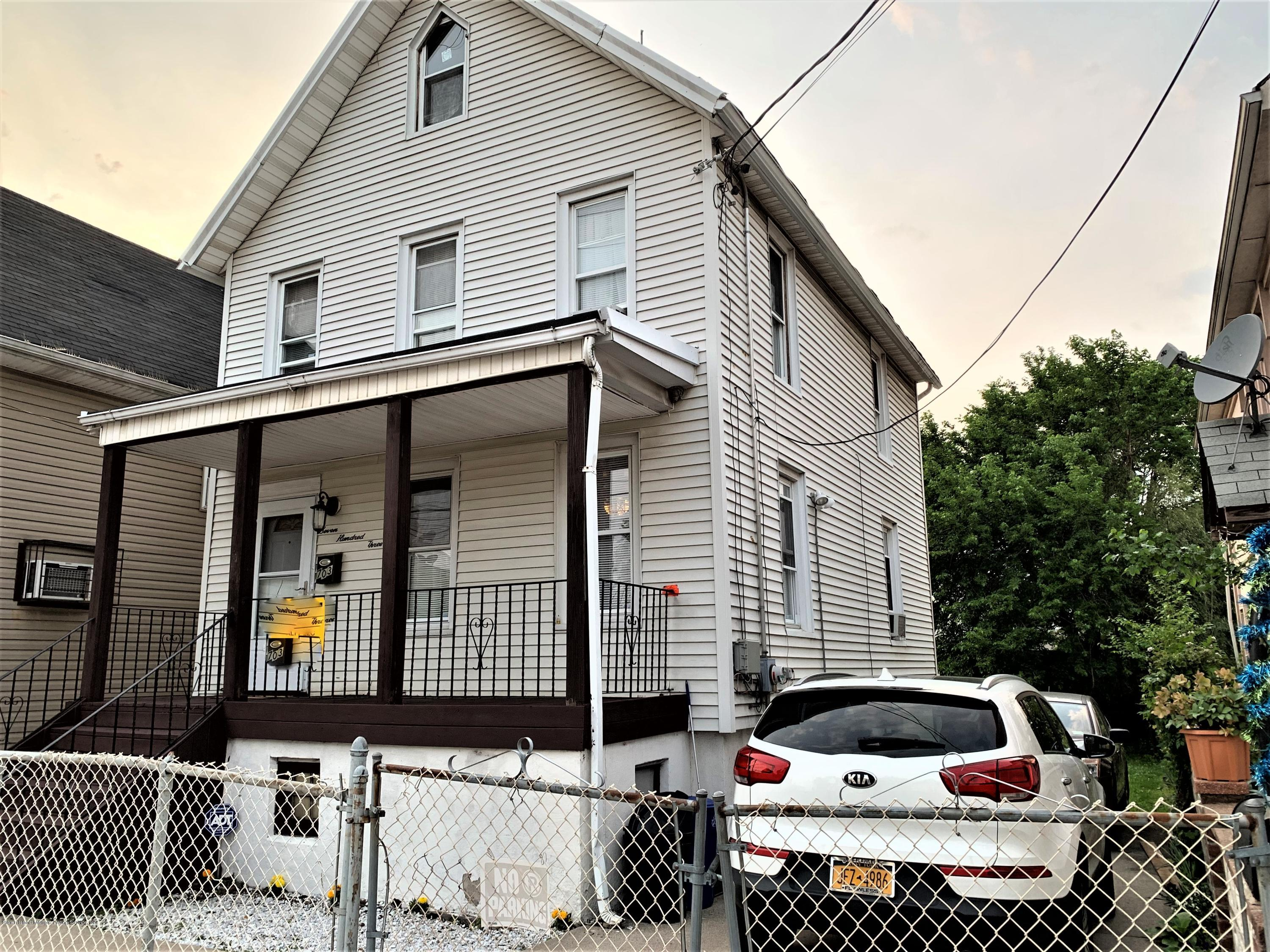 Single Family - Detached in West Brighton - 703 Henderson Avenue  Staten Island, NY 10310