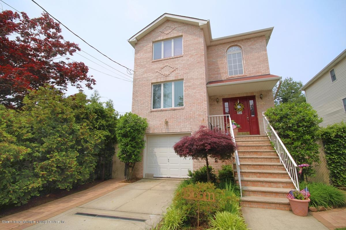 Single Family - Detached in Grasmere - 126 Hillcrest Terrace  Staten Island, NY 10305