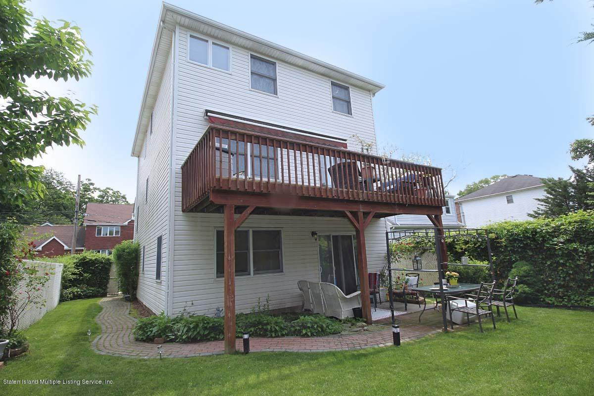 Single Family - Detached 126 Hillcrest Terrace  Staten Island, NY 10305, MLS-1129307-24