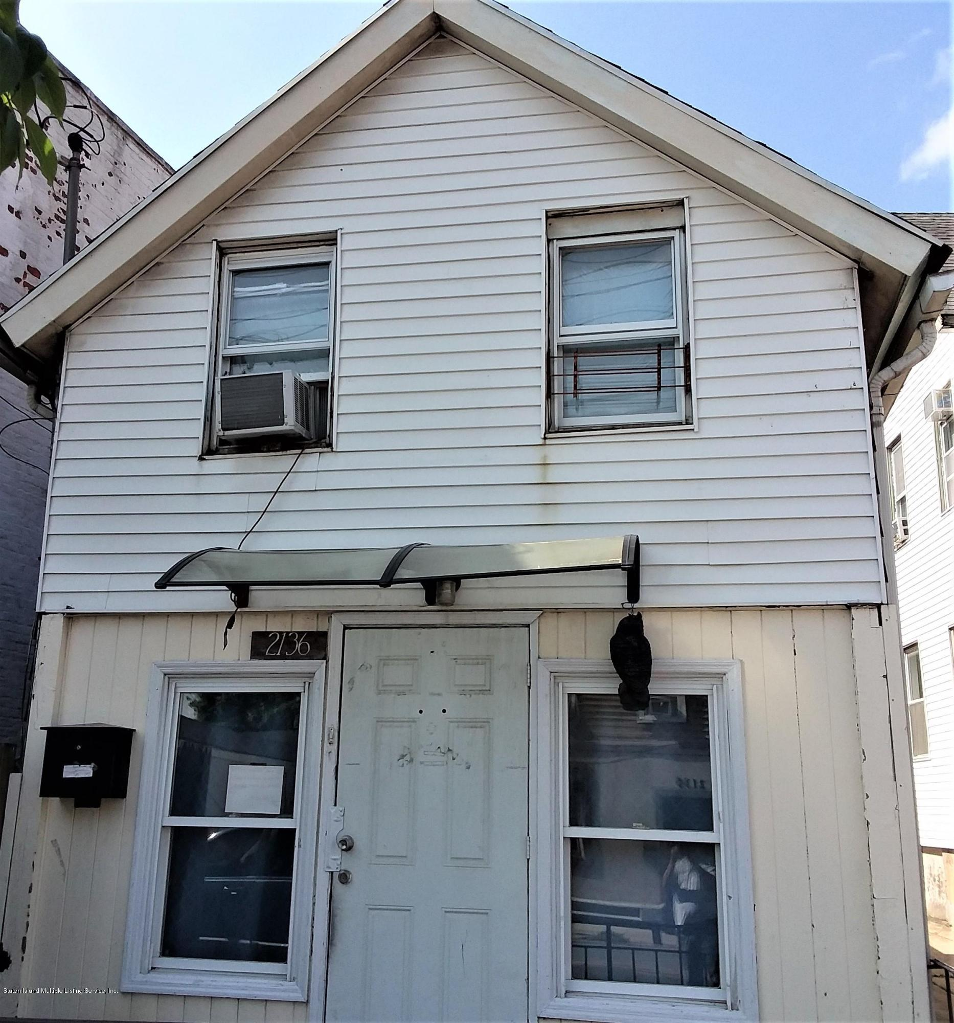 Single Family - Detached in Port Richmond - 2136 Richmond Terrace  Staten Island, NY 10302