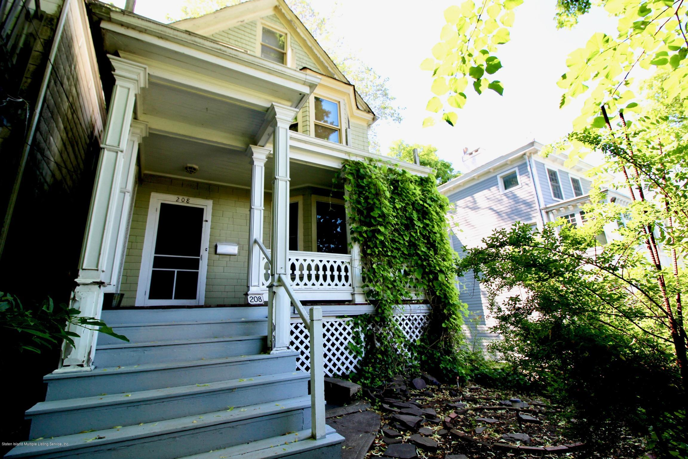 Single Family - Detached in St. George - 208 St Pauls Avenue  Staten Island, NY 10304