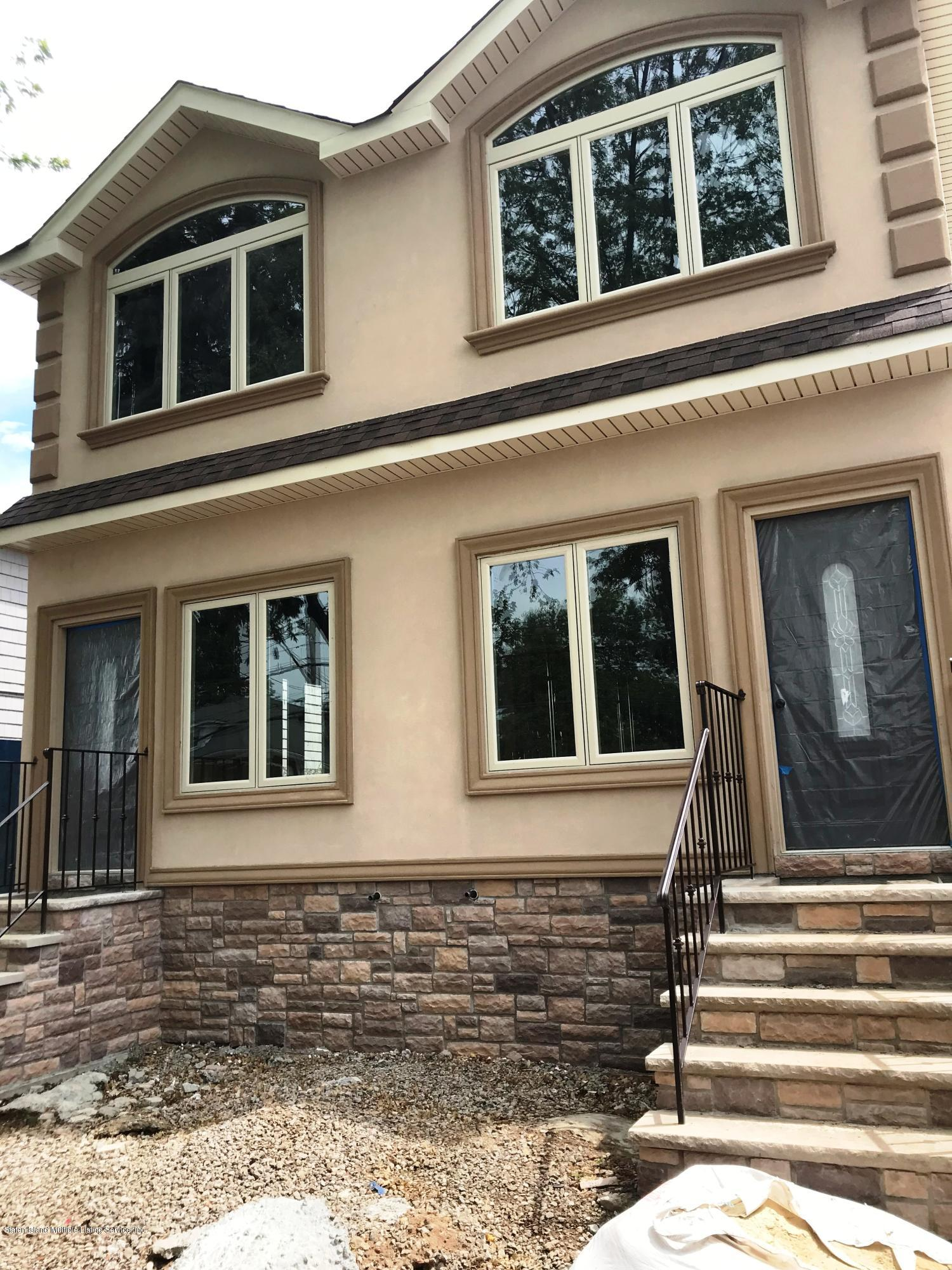 Single Family - Semi-Attached in South Beach - 205 Norway Avenue  Staten Island, NY 10305
