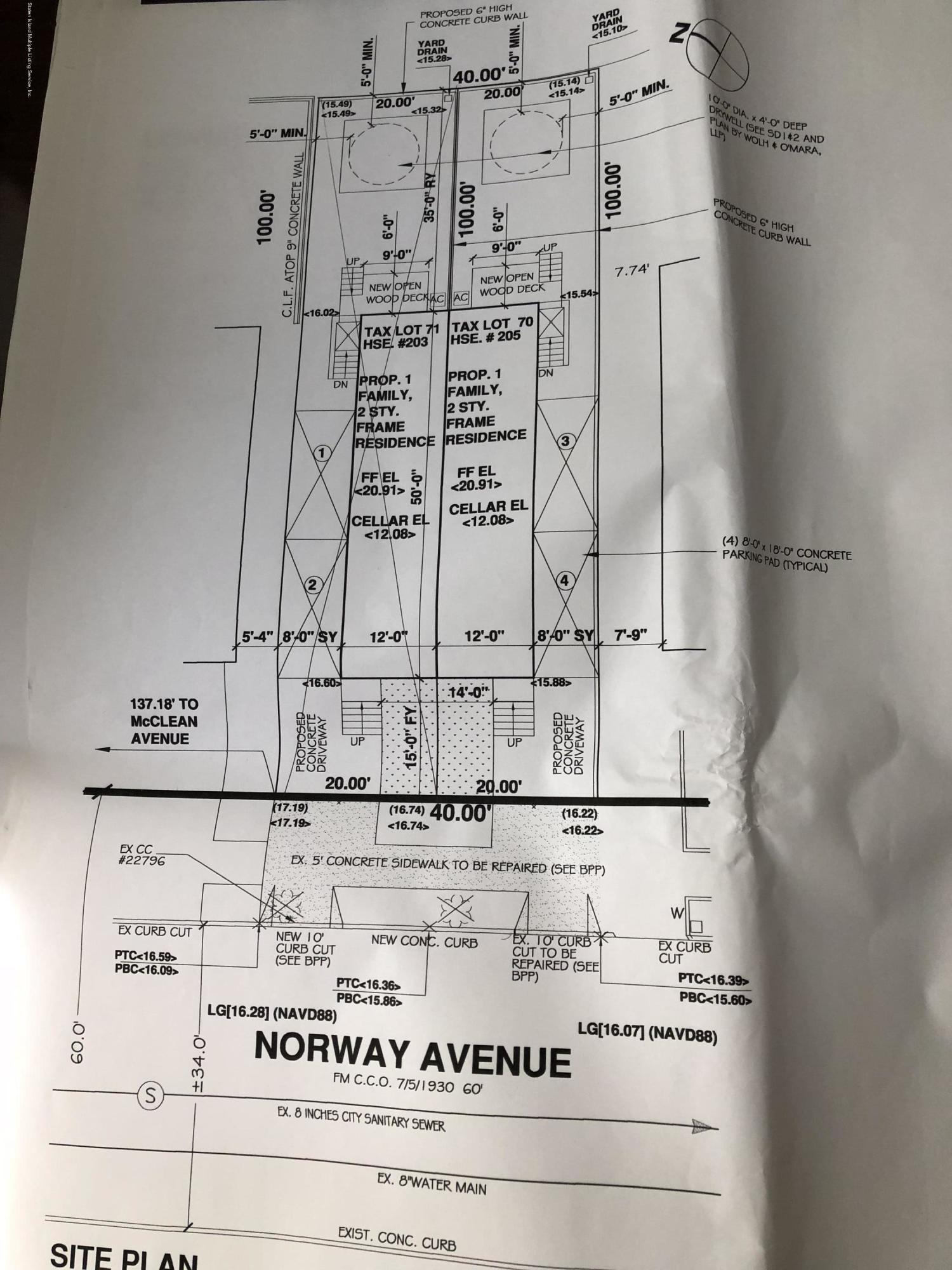 Single Family - Semi-Attached 205 Norway Avenue  Staten Island, NY 10305, MLS-1129630-6