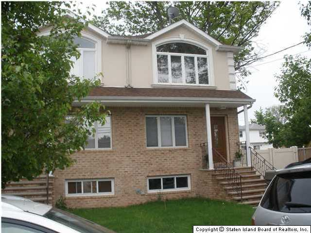 Single Family - Semi-Attached in Midland Beach - 228 Moreland Street  Staten Island, NY 10306