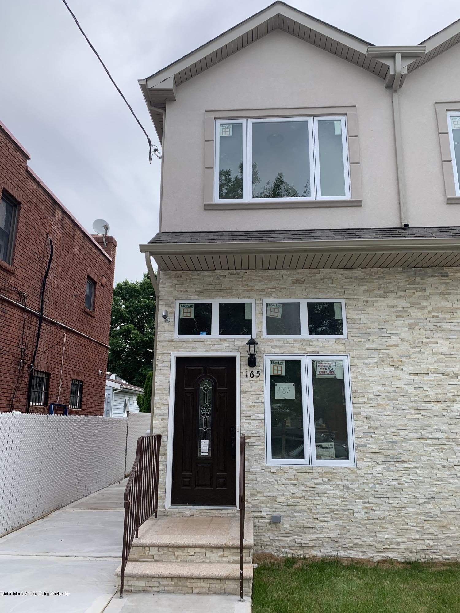 Single Family - Semi-Attached in South Beach - 165 Sand Lane  Staten Island, NY 10305