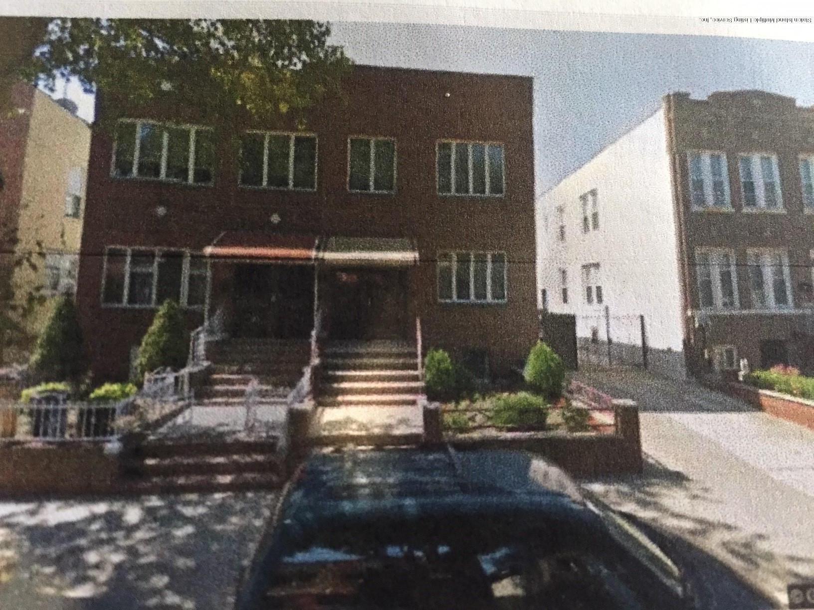 3F in Bensonhurst - 1848 74th Street  Brooklyn, NY 11204