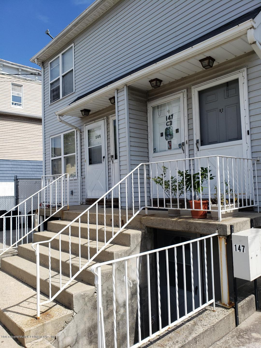 Two Family - Semi-Attached 147 Seaview Avenue  Staten Island, NY 10304, MLS-1129731-13