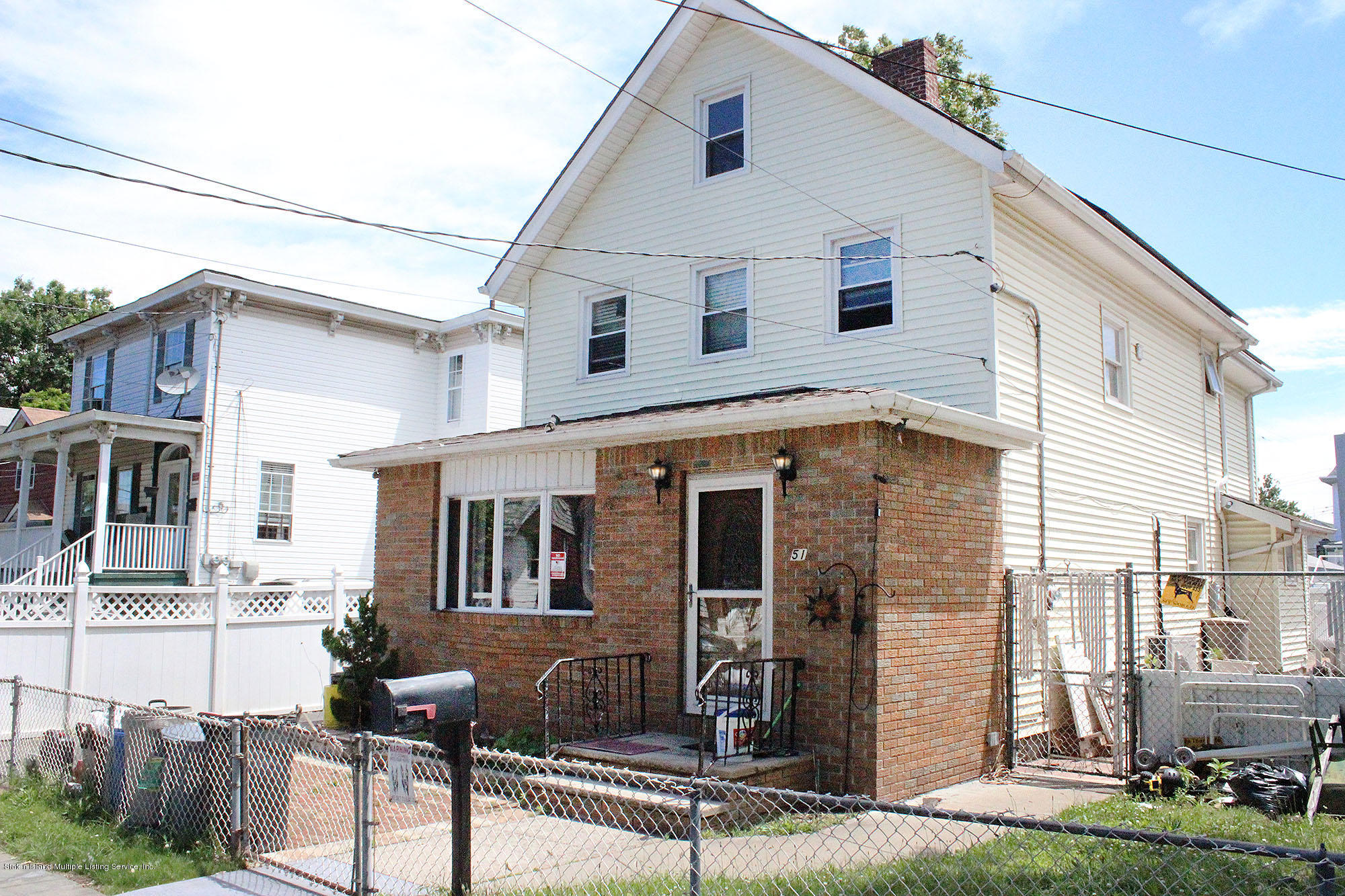 Single Family - Detached in Mariners Harbor - 51 Simonson Avenue  Staten Island, NY 10303