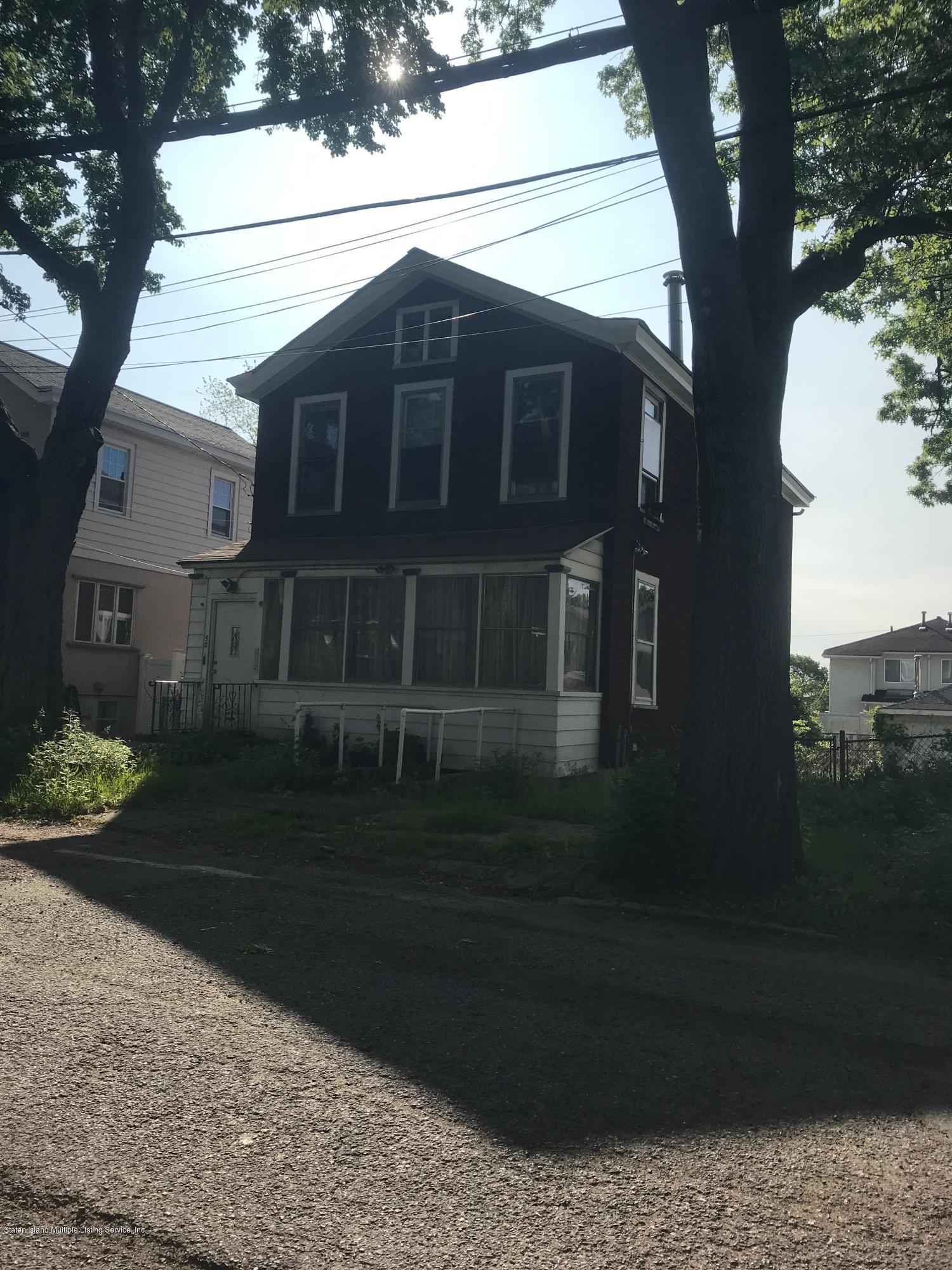 Two Family - Detached 58 Mildred Avenue  Staten Island, NY 10314, MLS-1129747-2
