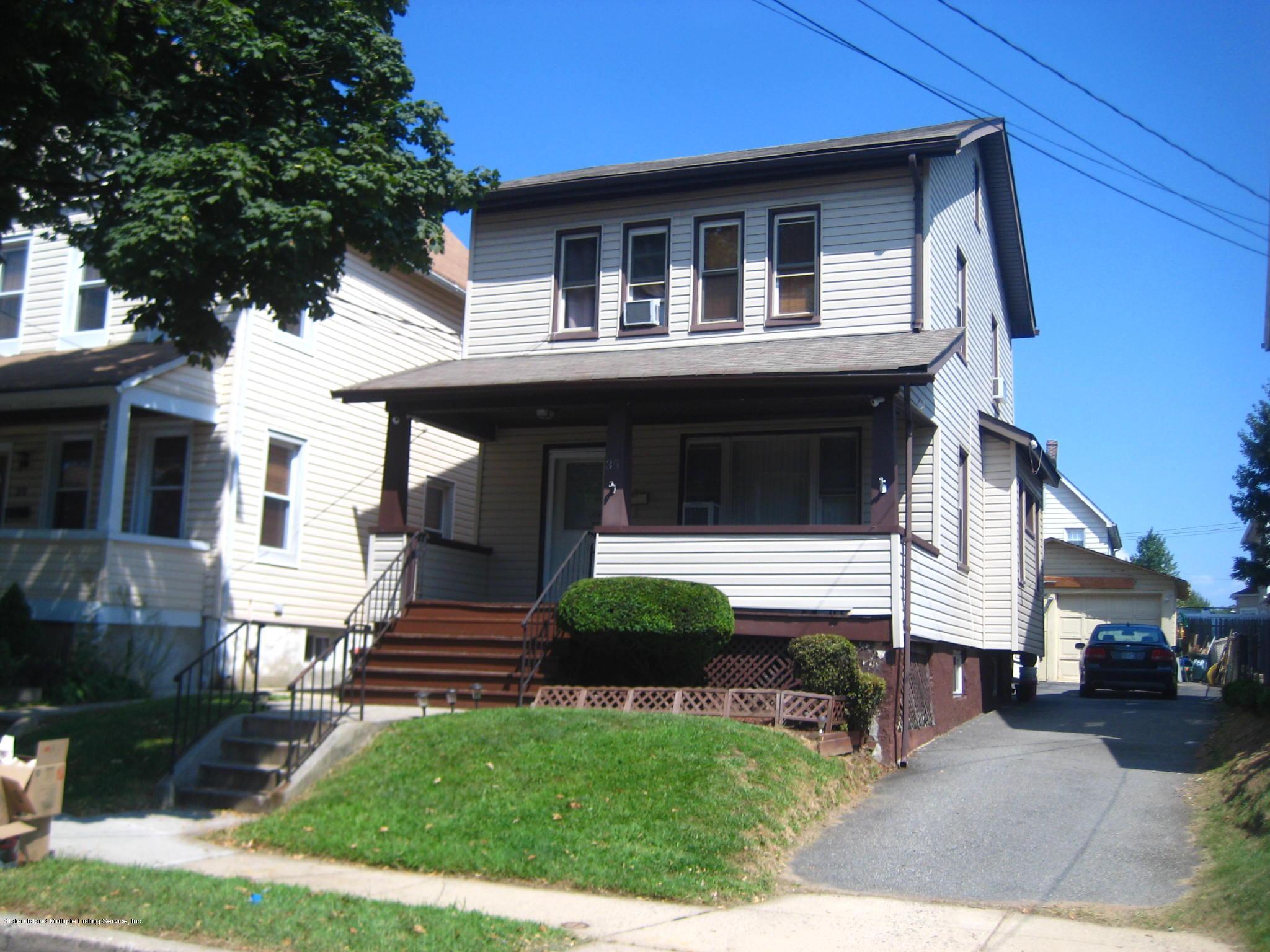 Single Family - Detached in Port Richmond - 35 Palmer Avenue  Staten Island, NY 10302