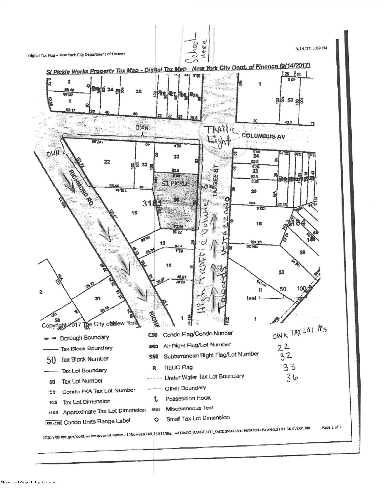 Commercial 1060 Richmond Road  Staten Island, NY 10304, MLS-1129751-7