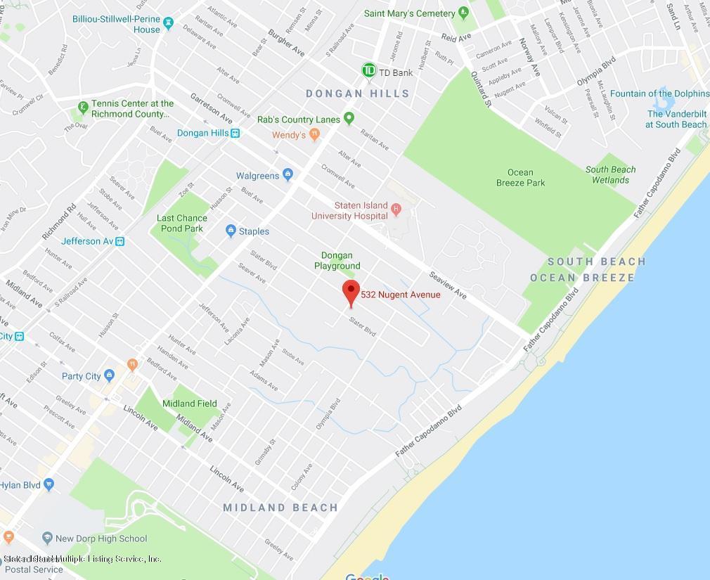 Single Family - Semi-Attached 532 Nugent Avenue  Staten Island, NY 10305, MLS-1128675-3