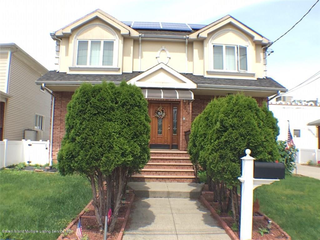 Single Family - Detached 119 Jerome Road  Staten Island, NY 10305, MLS-1129788-2
