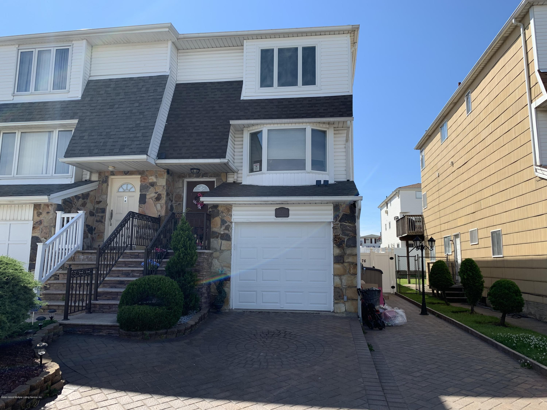Single Family - Semi-Attached in Heartland Village - 76 Rockne Street  Staten Island, NY 10314