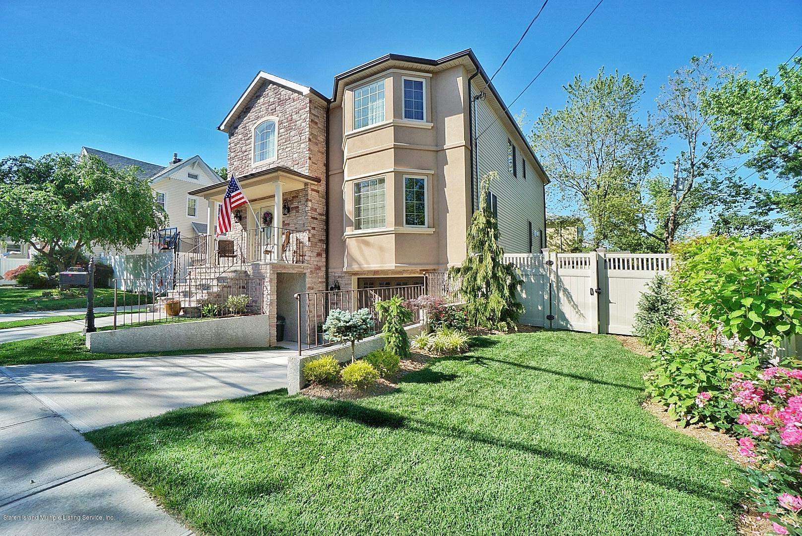 Two Family - Detached in Bay Terrace - 97 Hopkins Avenue  Staten Island, NY 10306
