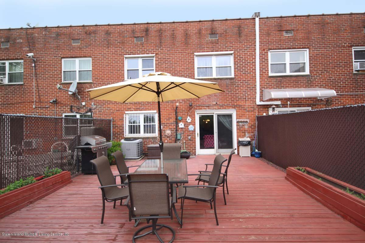 Single Family - Attached 116 Comstock Avenue  Staten Island, NY 10314, MLS-1129853-14