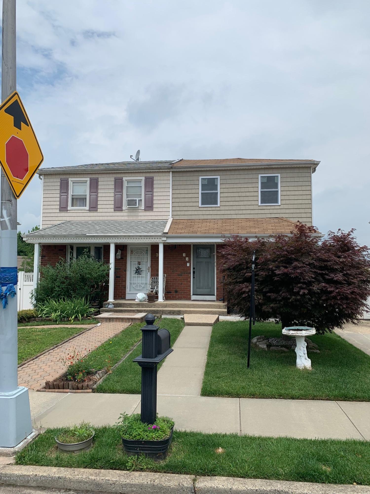 Single Family - Semi-Attached 33 Ibsen Avenue  Staten Island, NY 10312, MLS-1128335-2