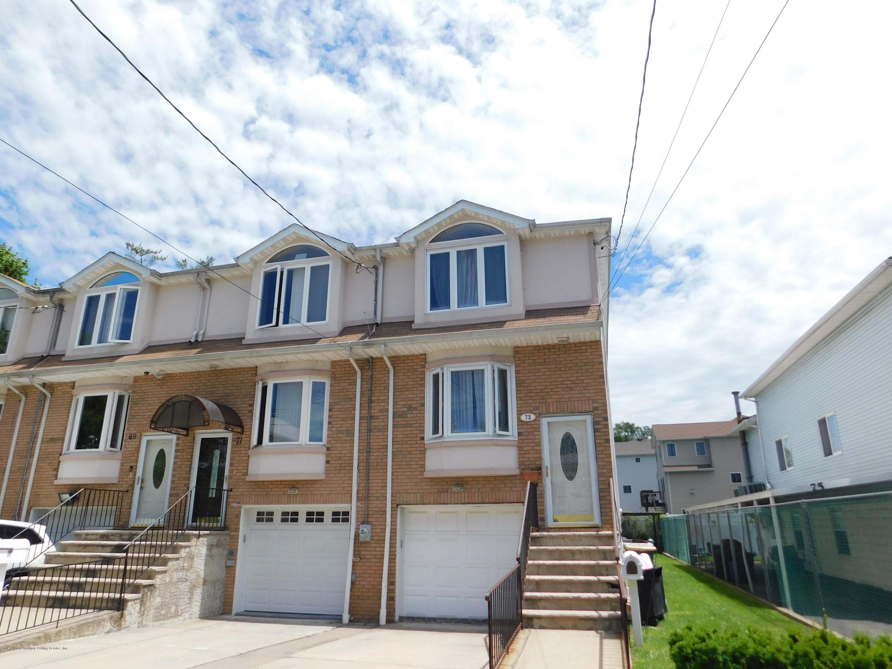 Single Family - Attached in South Beach - 73 Mclaughlin Street  Staten Island, NY 10305