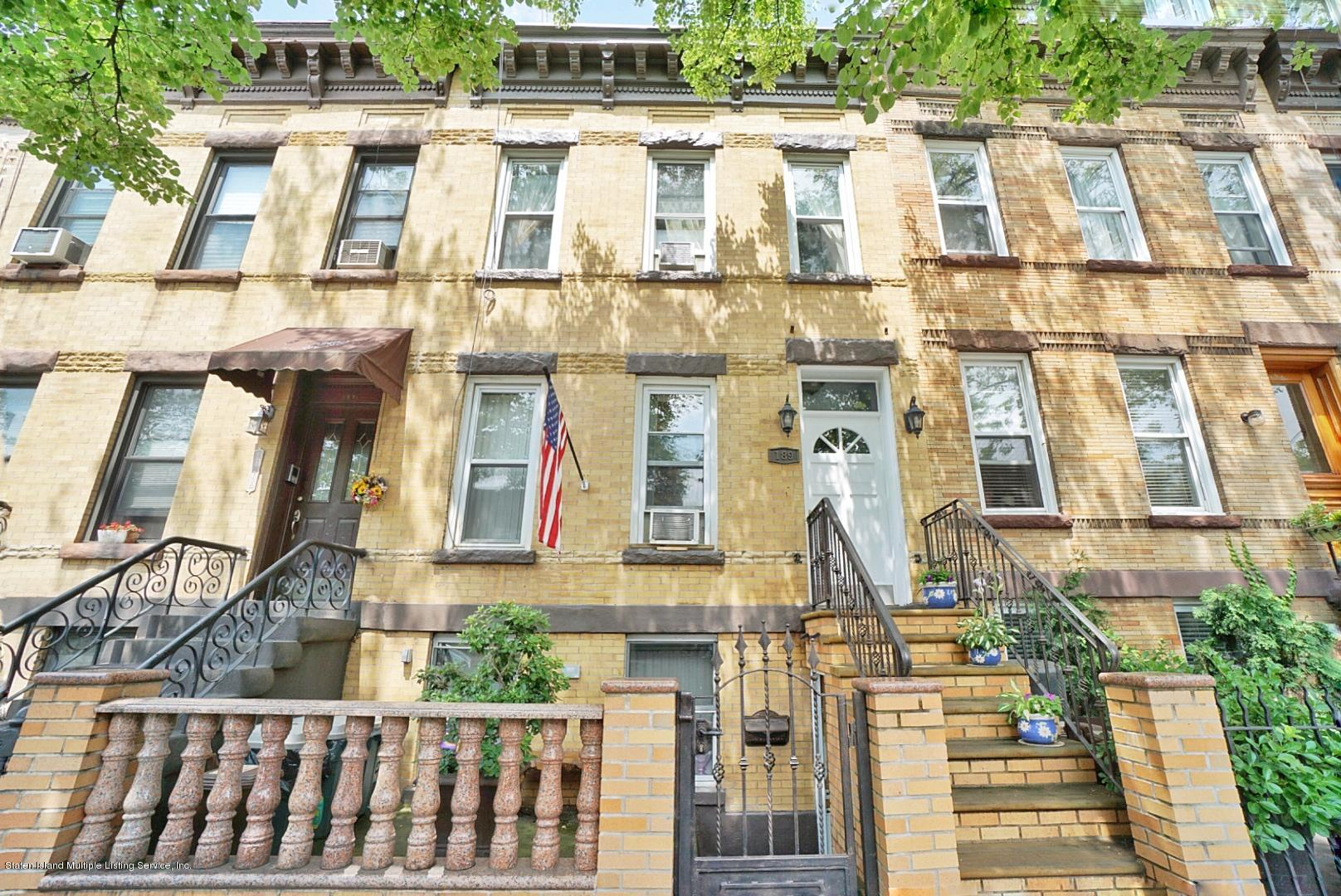 Two Family - Attached in Sunset Park - 189 29th Street  Brooklyn, NY 11232
