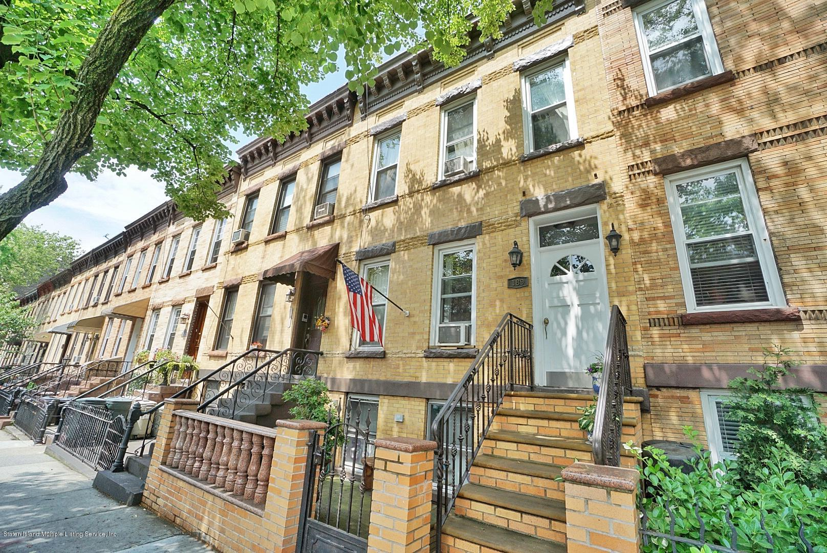 Two Family - Attached 189 29th Street  Brooklyn, NY 11232, MLS-1130033-2