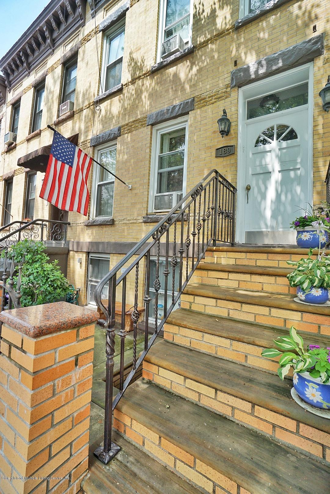 Two Family - Attached 189 29th Street  Brooklyn, NY 11232, MLS-1130033-3