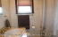 Full bathroom on first floor